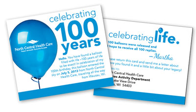 North Central Health Care Celebrating 100 Years