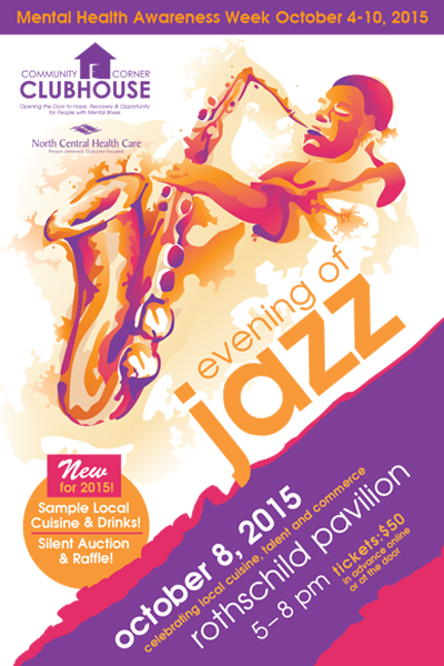 Evening of Jazz Flyer