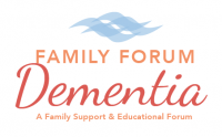 Family Forum Dementia