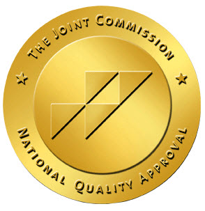 Gold Seal of Approval Joint Commission Accreditation