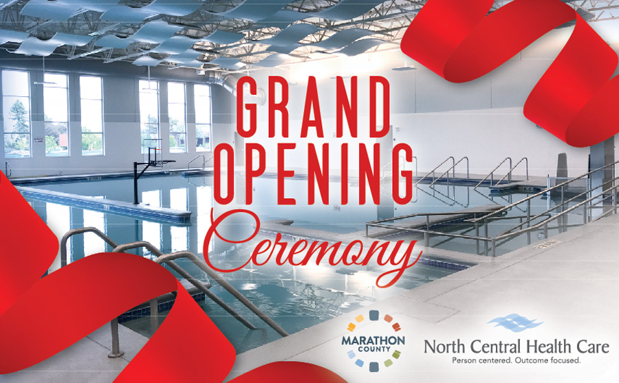 Aquatic Therapy Grand Opening Ceremony