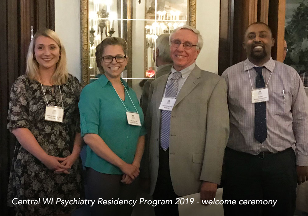 Psychiatric Residency Program 2019 new residents
