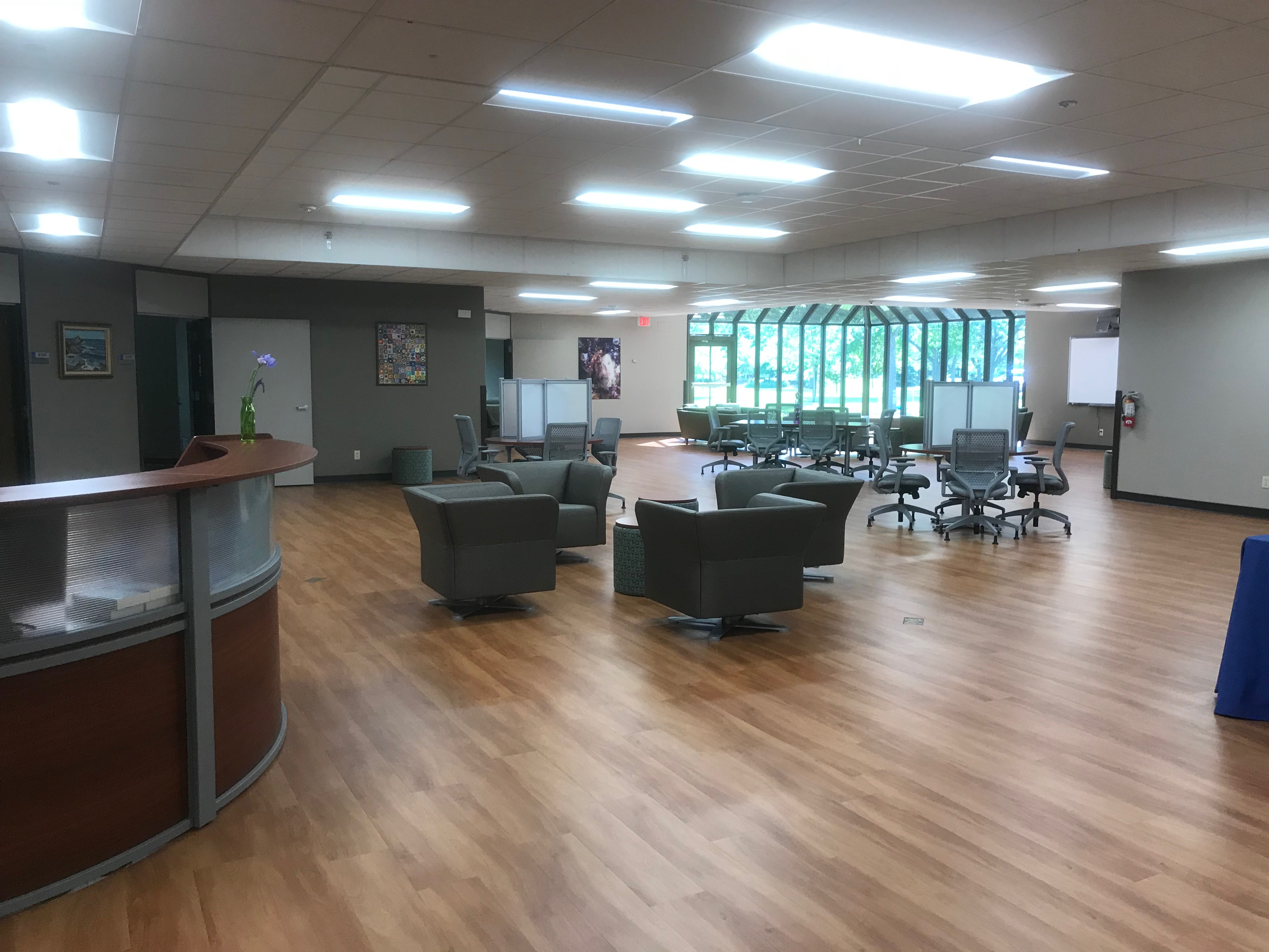 common area in Lakeside