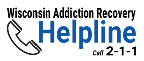 Wisconsin Addiction Recovery call 211